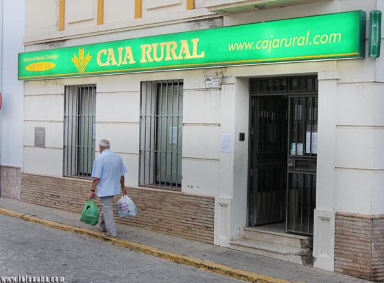 Imagen de la oficina de Caja Rural en Zalamea la Real
