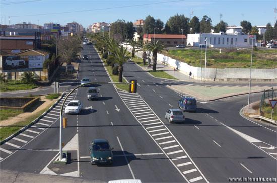 Avenida de las Fuerzas Armadas