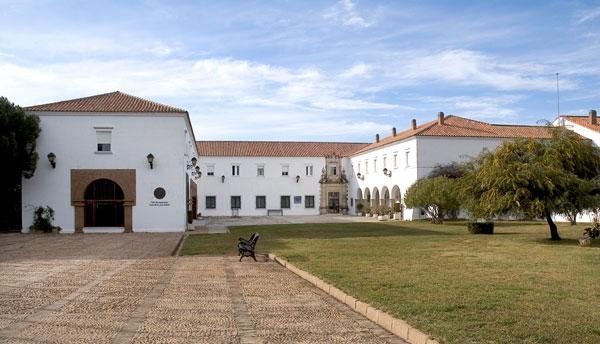 Exterior del Campus de La Rábida.