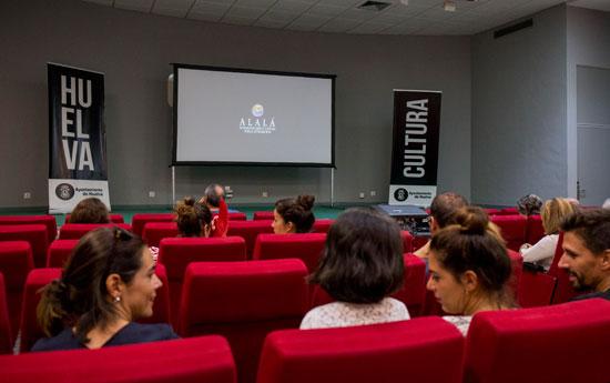 """El documental """"Alalá"""" se proyectó en la Casa Colón."""
