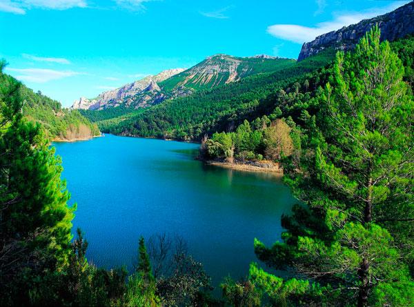 Parque Nacional de Cazorla, Segura y Las Villas.
