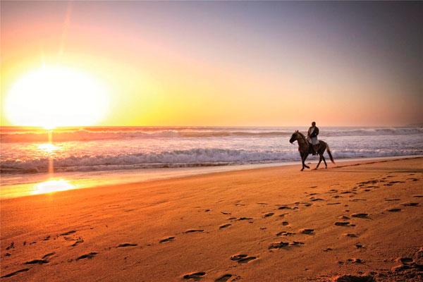 Playas de Cádiz.