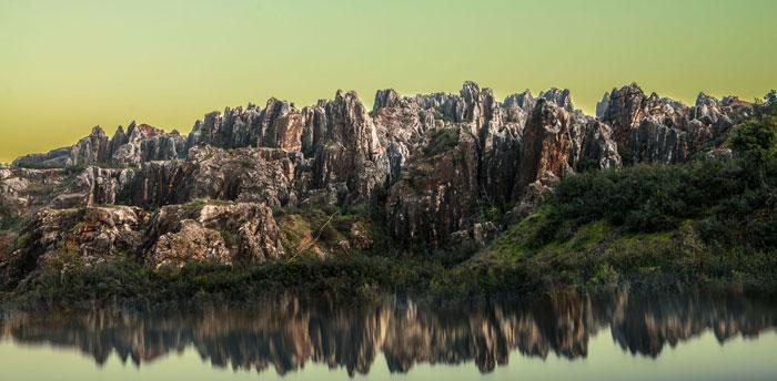 Imagen del Cerro del Hierro en la provincia de Sevilla (Imagen: Rafael Carmona Bordas / Eleny Laureano Fotografía)