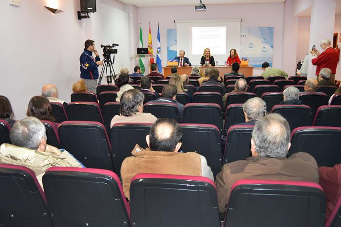 La presentación del nuevo lugar colombino levantó interés entre los asistentes.