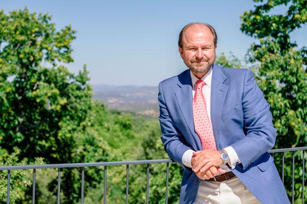 Guillermo García Palacios Álvarez, Presidente del Consejo Regulador.