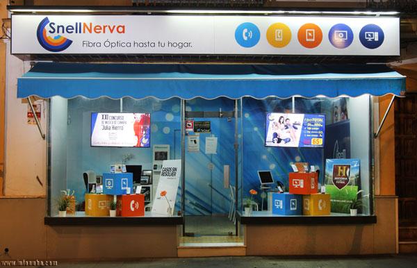 Oficina de Snell en Nerva.