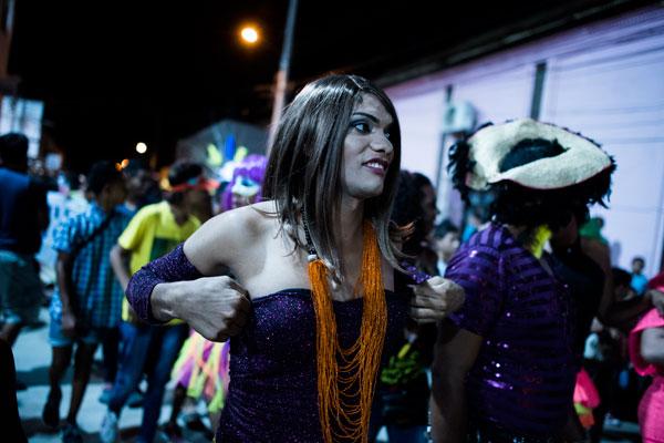 'Guacherna LGTBI, cuando la guerra se convierte en carnaval', de César García (Colombia).