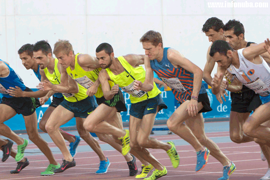 Meeting Iberoamericano de Atletismo Infonuba 8
