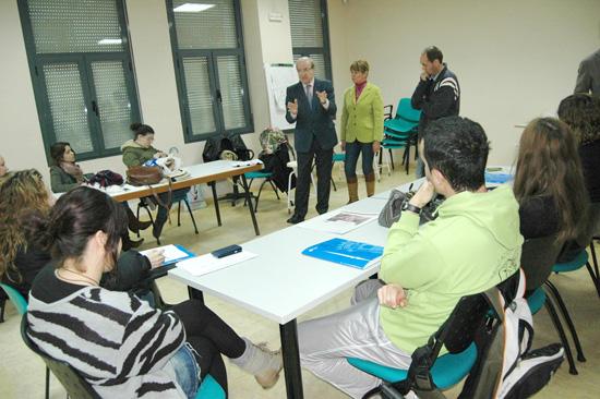 El Ayuntamiento de Huelva, desde la Concejalía de Servicios Sociales y Juventud, presenta la nueva oferta formativa para el trimestre.