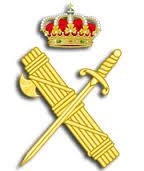 Escudo de la Guardia Civil.