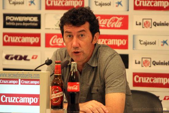 Juan Carlos Mandiá - Entrenador del C.E. Sabadell