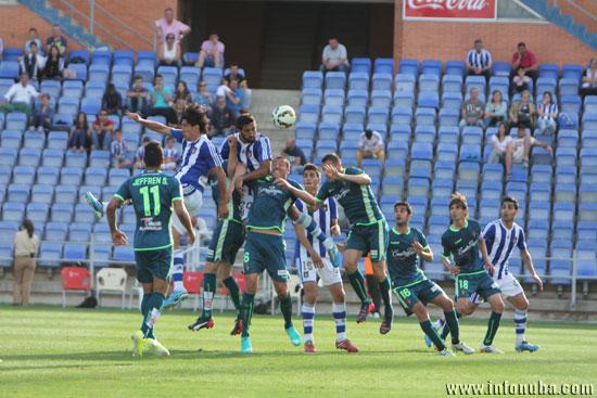 Recreativo 0-3-Valladolid