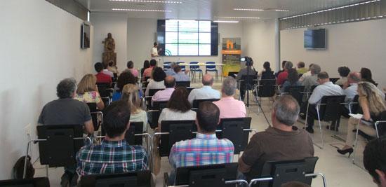 Jornada Técnica de presentación a entidades locales sobre suelos contaminados.