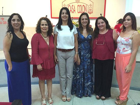 La Casa Colón ha sido el marco elegido para la presentación de la Asociación Colombiana y Latinoamericana 'Huelva para todos y todas'.