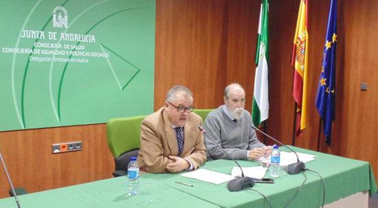 El delegado territorial del ramo, Rafael López, ha dado a conocer estos datos con motivo del acto de presentación de esta nueva edición de la campaña de vacunación.