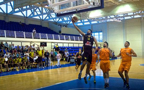 Club Baloncesto Palos 98-56 Écija Basket Club.