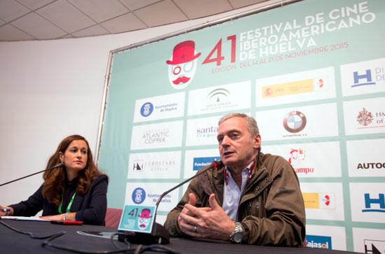Presentación de 'Todos se van' del director colombiano Sergio Cabrera.