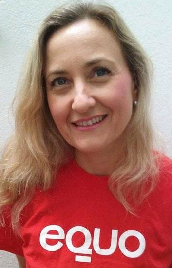 Imagen de Isabel Brito, coportavoz de EQUO Andalucía.