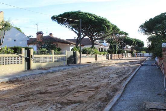 Imagen de la Urbanización de El Picacho.