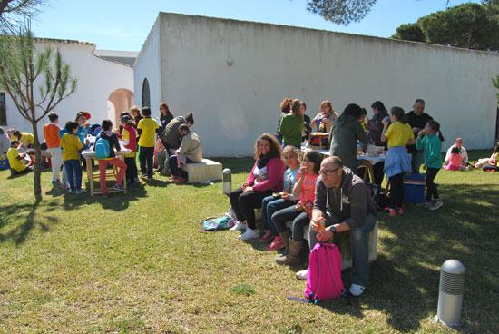 Actividad desarrollada en aula magna de la UNIA.