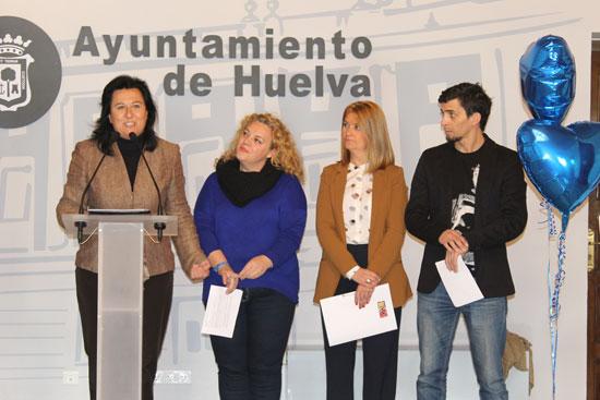 Acto de presentación del Día Mundial de Concienciación sobre Autismo .