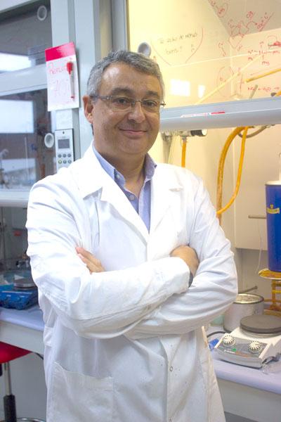 Imagen del Profesor Pedro J. Pérez.