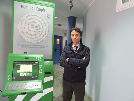 Imagen del Punto de Empleo en Centro de Los Rosales.