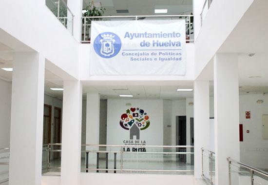 "Imagen de la Casa de la Juventud ""La Ruta"""