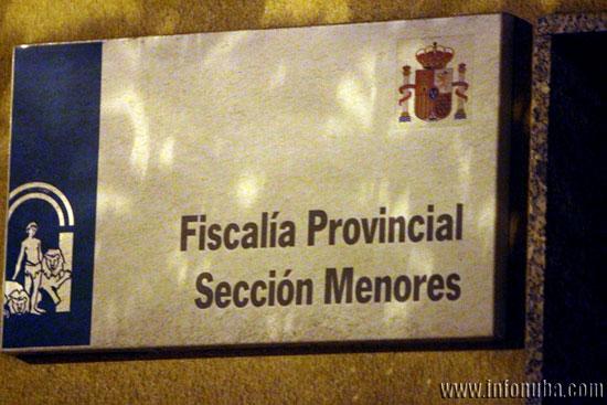 Imagen de la Fiscalía de Menores en Huelva.