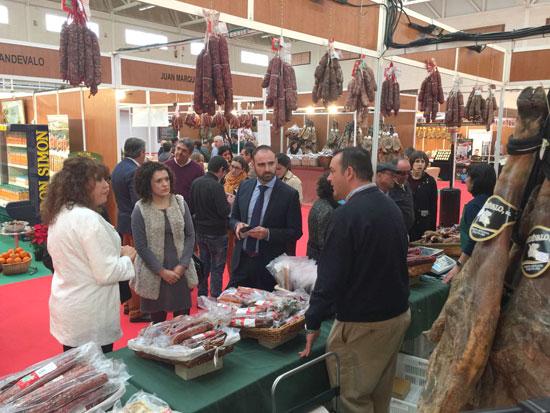 XII Feria Agroganadera del Cerdo Ibérico y su Industria