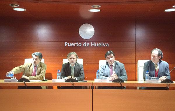 Acto de presentación del Informe de Medio Ambiente de Andalucía (IMA) 2015.