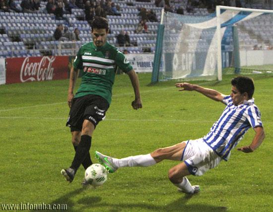 Recreativo de Huelva 0-1 F.C. Cartagena