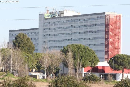Imagen de un centro hospitalario.