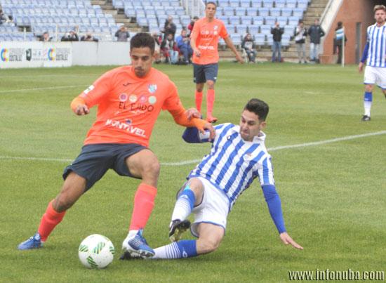 Recreativo de Huelva 0-1- CD El Ejido 2012