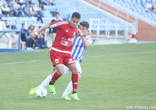 Recreativo de Huelva 1-1 Mérida A.D.