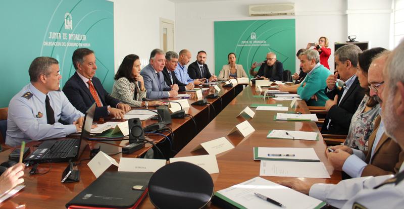 Imagen del Comité Asesor del Infoca.