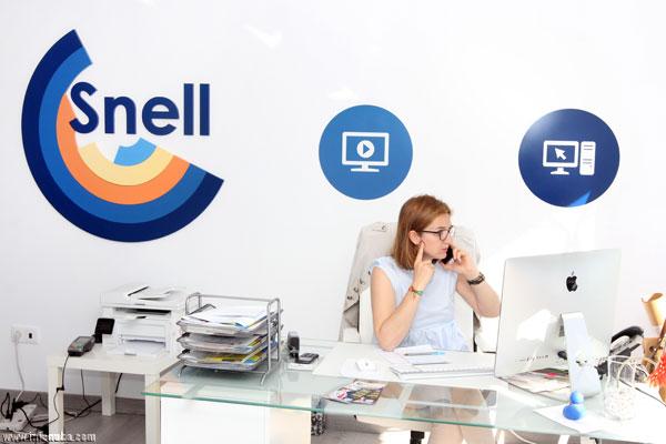 Oficina de Snell en Minas de Riotinto.